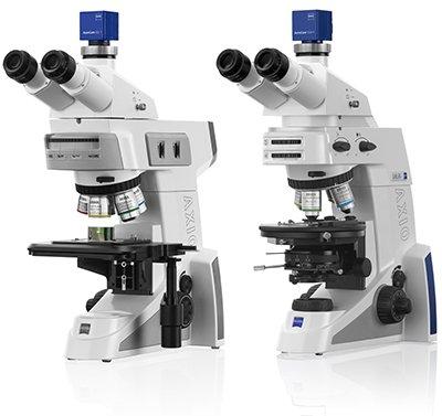 Индустриален прав микроскоп ZEISS Axio-Lab-Materials