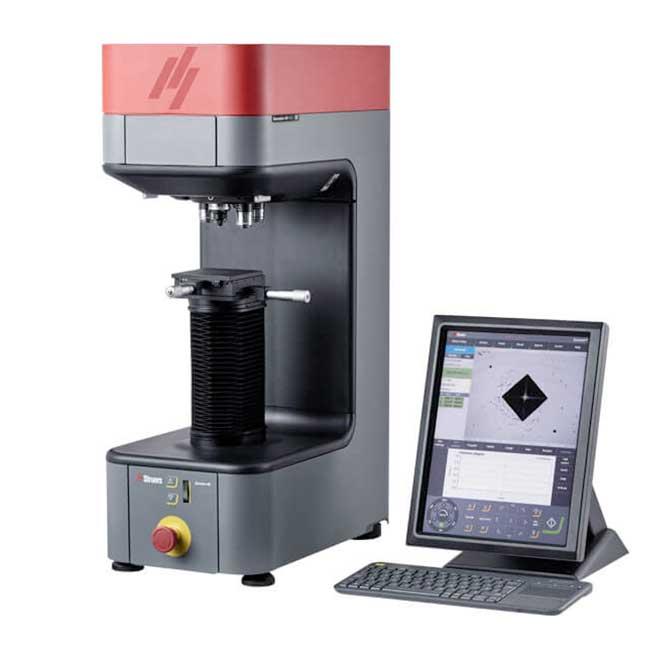 DURAMIN-40 – полуавтоматичен и напълно автоматичен микро/макро твърдомер