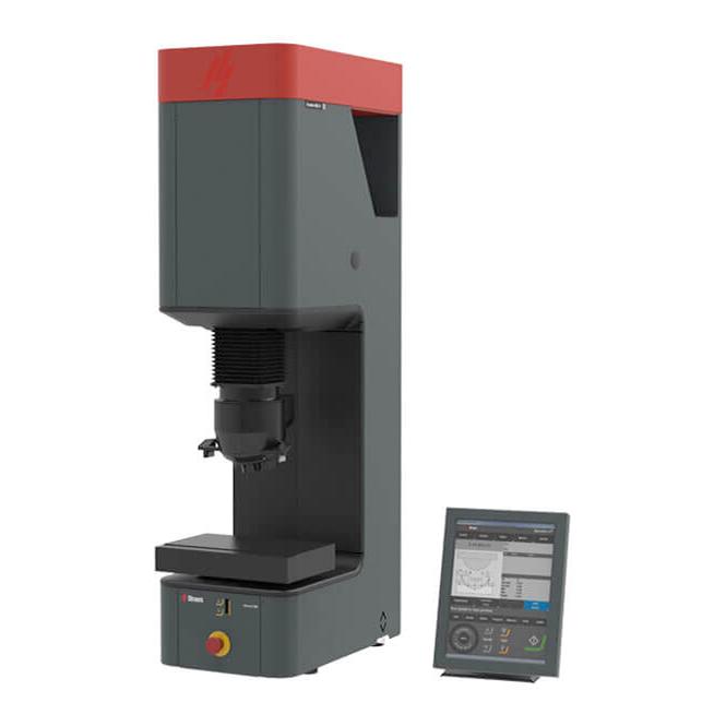 DURAMIN-650 – полуавтоматичен и напълно автоматичен универсален твърдомер