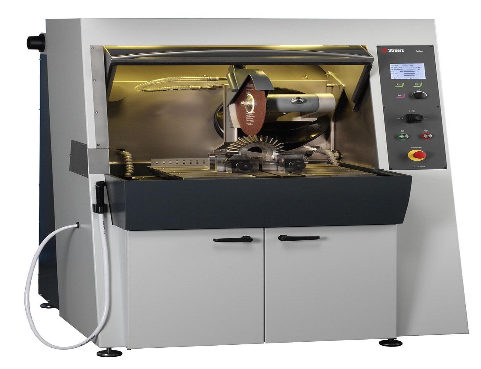 Автоматична машина за рязане Axitom-5